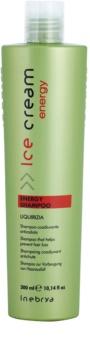 Inebrya Ice Cream Energy șampon impotriva caderii parului