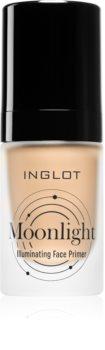 Inglot Moonlight Make-up Primer zum Aufklaren der Haut
