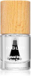 Inglot Natural Origin базов лак за нокти