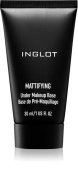 Inglot Mattifying base de teint matifiante
