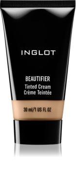 Inglot Beautifier lehký tónovací krém s hydratačním účinkem