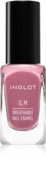 Inglot O₂M Nagellack