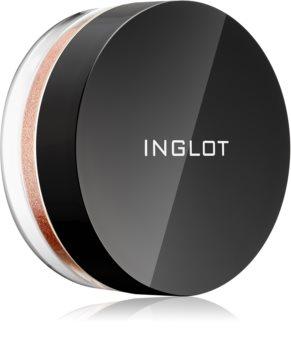 Inglot Sparkling Dust glitzernder Puder Für Gesicht und Körper