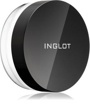 Inglot Stage Sport Studio poudre libre matifiante