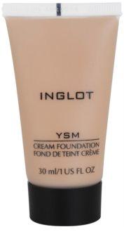 Inglot YSM zmatňujúci krémový make-up