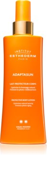 Institut Esthederm Adaptasun Protective Body Lotion защитно мляко за загар със средна UV защита