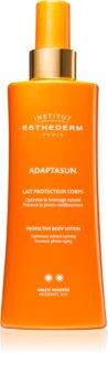 Institut Esthederm Adaptasun Protective Body Lotion Beskyttende solcreme lotion Medium solbeskyttelse