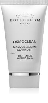 Institut Esthederm Osmoclean Lightening Buffing Mask čisticí pleťová maska