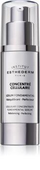 Institut Esthederm Cellular Concentrate Fundamental Serum Stabilizator pentru îmbunătățirea calității pielii