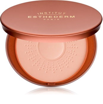 Institut Esthederm Sun Sheen Bronzer For Face And Décolleté