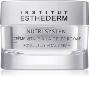 Institut Esthederm Nutri System Royal Jelly Vital Cream Nourishing Cream With Royal Jelly