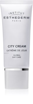 Institut Esthederm City Cream Global Day Care crème de jour protectrice contre les influences externes négatives