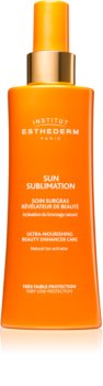 Institut Esthederm Sun Sublime Ultra-Nourishing Beauty Enhancer Care activator pentru bronz