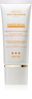Institut Esthederm Photo Regul Pigmentation Irregularities Unifying Protective Care Unifying Treatment for Skin with Hyperpigmentation High Sun Protection