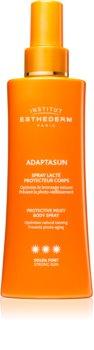 Institut Esthederm Adaptasun Protective Milky Body Spray слънцезащитен лосион в спрей с висока UV защита