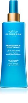 Institut Esthederm After Sun  Tan Prolonging Body Lotion Bodymilk voor langer mooie bruining