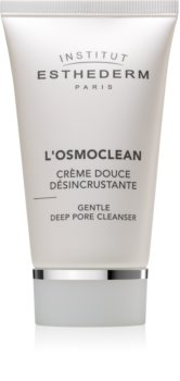Institut Esthederm Osmoclean Gentle Deep Pore Cleanser crema limpiadora suave para poros obstruidos