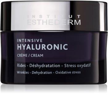 Institut Esthederm Intensive Hyaluronic bőrkrém hidratáló hatással