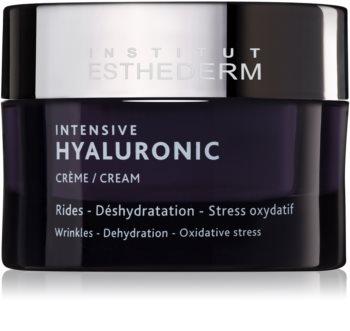 Institut Esthederm Intensive Hyaluronic Cream krem do twarzy o działaniu nawilżającym