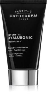 Institut Esthederm Intensive Hyaluronic Mask mascarilla alisadora para una hidratación profunda