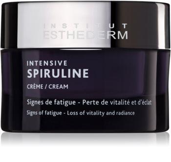 Institut Esthederm Intensive Spiruline Cream crema revitalizante extra concentrada para pieles cansadas