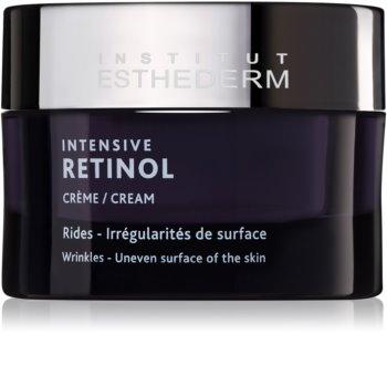 Institut Esthederm Intensive Retinol Cream cremă concentrată împotriva îmbătrânirii pielii