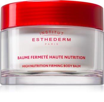 Institut Esthederm Sculpt System High Nutrition Firming Body Balm balsam pentru corp intens hrănitor