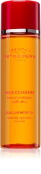 Institut Esthederm Hydratation Cellular Body Oil vyživující suchý olej na tělo