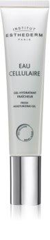 Institut Esthederm Cellular Water Fresh Moisturizing Gel gel viso idratante rinfrescante con acqua cellulare confezione da viaggio