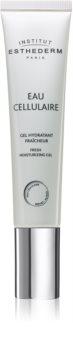 Institut Esthederm Cellular Water Fresh Moisturizing Gel освежаващ хидратиращ гел за лице с клетъчна вода малка опаковка