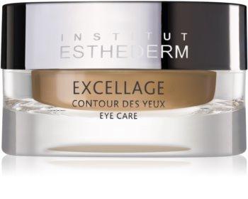 Institut Esthederm Excellage Eye Care výživný krém pre obnovu hustoty pleti v oblasti očného okolia