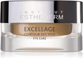 Institut Esthederm Excellage Eye Care výživný krém pro obnovu hutnosti pleti v oblasti očního okolí