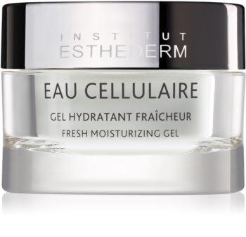 Institut Esthederm Cellular Water Fresh Moisturizing Gel odświeżający nawilżający żel do twarzy z wodą komórkową