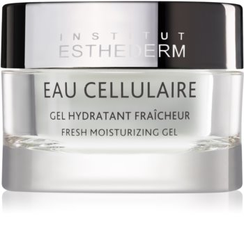 Institut Esthederm Cellular Water Fresh Moisturizing Gel освежаващ хидратиращ гел за лице с клетъчна вода