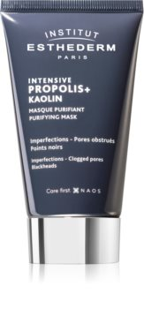 Institut Esthederm Intensive Propolis+ Purifying Mask Cleansing Mask for Problematic Skin, Acne