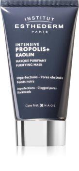 Institut Esthederm Intensive Propolis+ Purifying Mask maschera detergente per pelli problematiche, acne