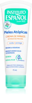 Instituto Español Atopic Skin intenzív krém kézre