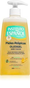 Instituto Español Atopic Skin čisticí olejový gel