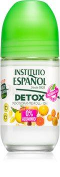 Instituto Español Detox deodorant roll-on