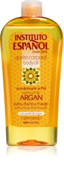 Instituto Español Agran vyživující tělový olej