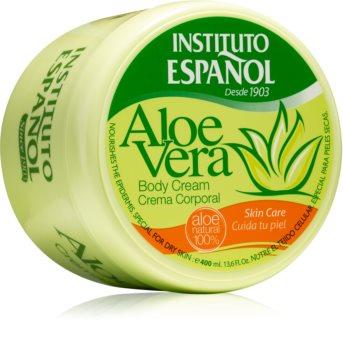 Instituto Español Aloe Vera hydratační tělový krém
