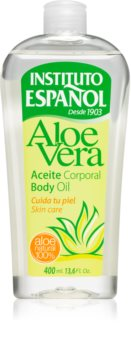 Instituto Español Aloe Vera hydratační tělový olej