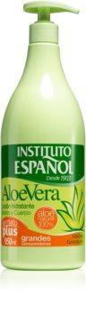Instituto Español Aloe Vera успокояващ лосион за тяло