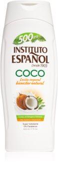 Instituto Español Coco tělové mléko