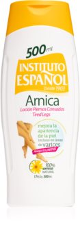 Instituto Español Arnica tělové mléko pro unavené nohy