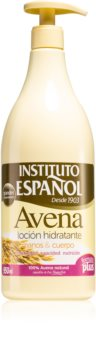Instituto Español Oatmeal zklidňující tělové mléko