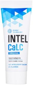 INTELCaLC Original Pasta de dentes para o fortalecimento e proteção do esmalte sem fluór