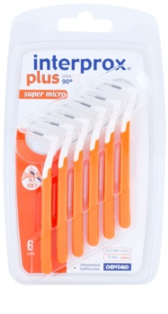Interprox Plus 90° Super Micro escovas interdentais 6 pçs