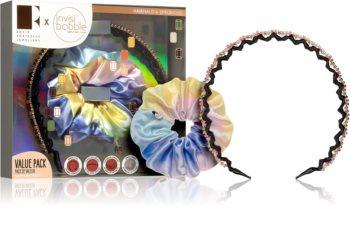 invisibobble Rosie Fortescue Trendy Treasure Kit Gift Set (for Hair)