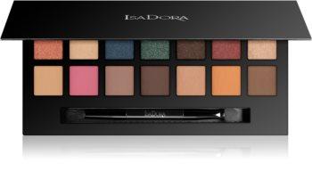 IsaDora Color Burst palette de fards à paupières